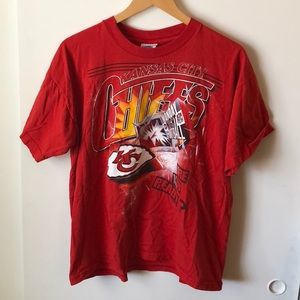 Vintage 1995 Kansas City Chiefs Tee